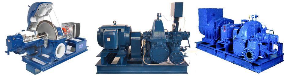 Contact Us Today For A Quote On New Or Reconditioned Steam Turbines